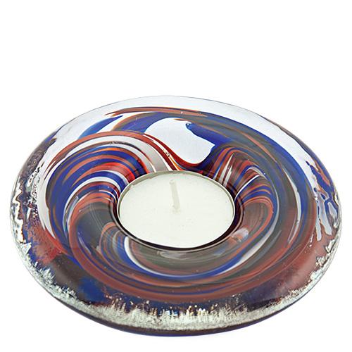 Helio Malta,Glass Candleholders Malta, Glass Candleholders, Mdina Glass