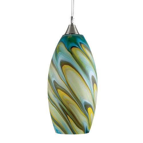 Malta,  Malta,Glass Lighting Malta,Glass Lighting, Large Hanging Barrel Light - Frosted Malta, Mdina Glass Malta