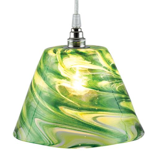 Hanging Pot Light No.2 Malta,Glass Lighting Malta, Glass Lighting, Mdina Glass