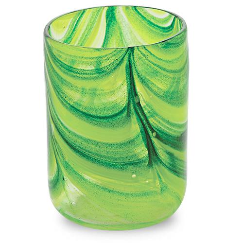 Malta,  Malta, Green Tumbler (Original) Malta, Lifestyle Malta, Mdina Glass Malta