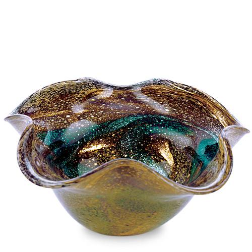 Marble Medium Star Bowl Malta,Glass Marble Malta, Glass Marble, Mdina Glass