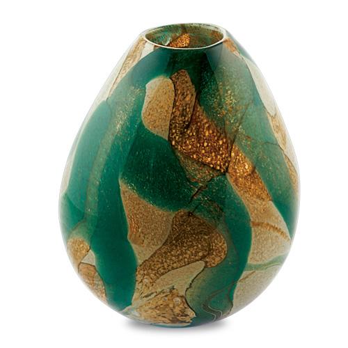 Marble Medium Dimi vase Malta,Glass Marble Malta, Glass Marble, Mdina Glass