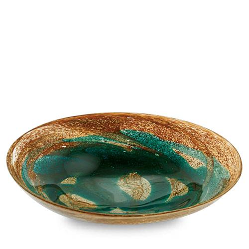 Marble Medium Orbit Bowl Malta,Glass Marble Malta, Glass Marble, Mdina Glass