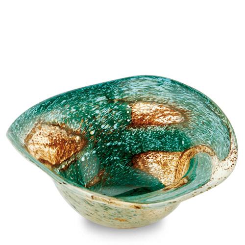 Marble Miniature Moon Bowl Malta,Glass Marble Malta, Glass Marble, Mdina Glass