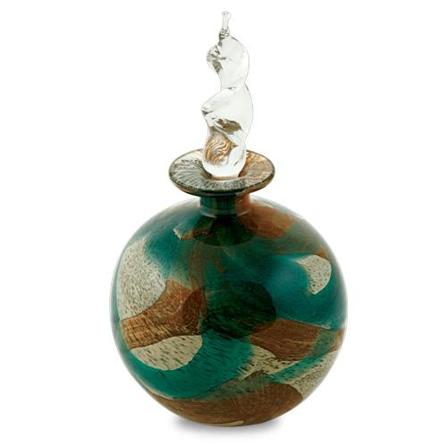 Marble Miniature Round Perfume Malta,Glass Perfume Bottles Malta, Glass Perfume Bottles, Mdina Glass