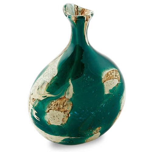 Marble Miniature Lollipop Bottle Vase Malta,Glass Marble Malta, Glass Marble, Mdina Glass
