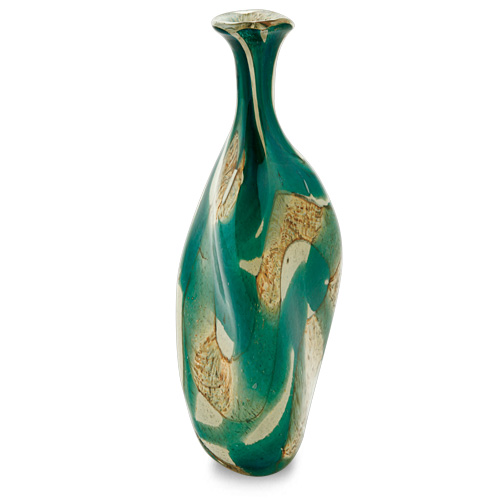 Marble Miniature Tri Bottle Malta,Glass Marble Malta, Glass Marble, Mdina Glass