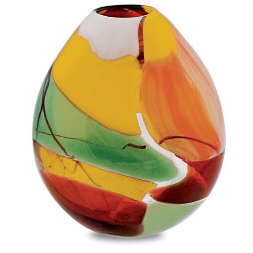 Malta,  Malta,Glass Vases Malta,Glass Vases, Africa Large Dimi Vase Malta, Mdina Glass Malta