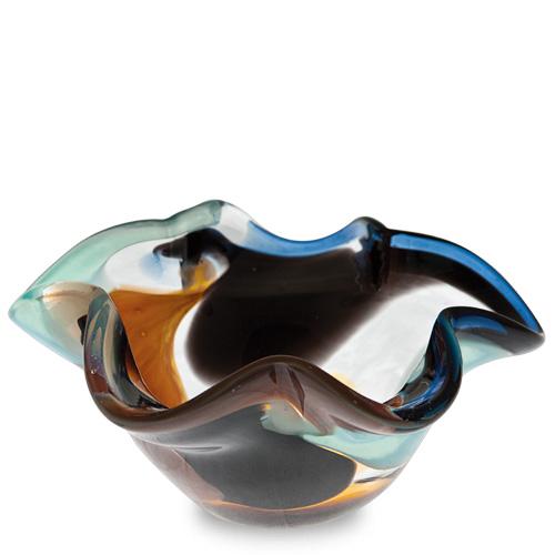 Agape Miniature Star Bowl Malta,Glass Decorative Bowls Malta, Glass Decorative Bowls, Mdina Glass