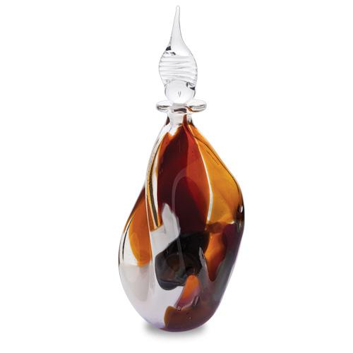 Caspia Miniature Triple Swirl Perfume Malta,Glass Perfume Bottles Malta, Glass Perfume Bottles, Mdina Glass