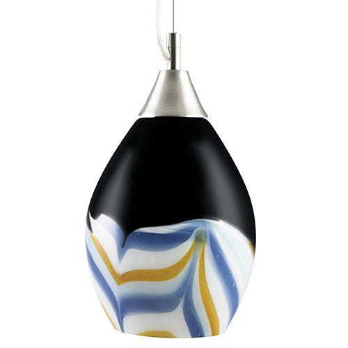Corvo Small Hanging Barrel Light Malta,Glass Contemporary Collection Malta, Glass Contemporary Collection, Mdina Glass