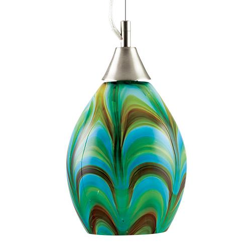Germeno Small Hanging Barrel Light Malta,Glass Contemporary Collection Malta, Glass Contemporary Collection, Mdina Glass