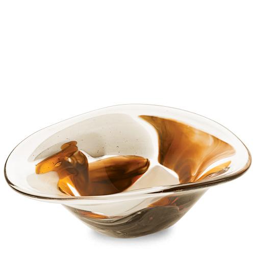Michelangelo Miniature Moon Bowl Malta,Glass Decorative Bowls Malta, Glass Decorative Bowls, Mdina Glass