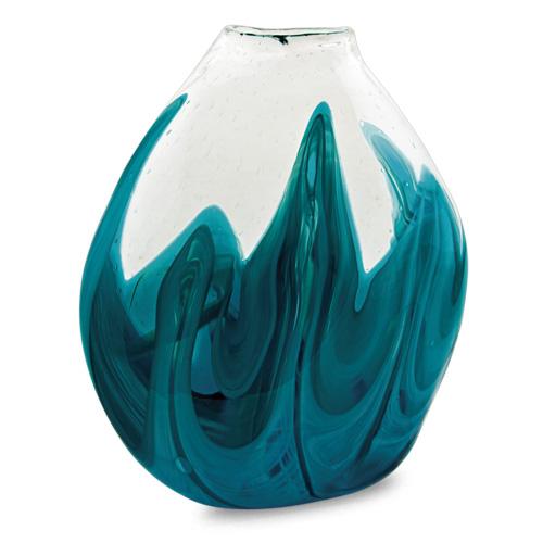 Rough Seas Medium Double Swirl Vase Malta,Glass Rough Seas Malta, Glass Rough Seas, Mdina Glass