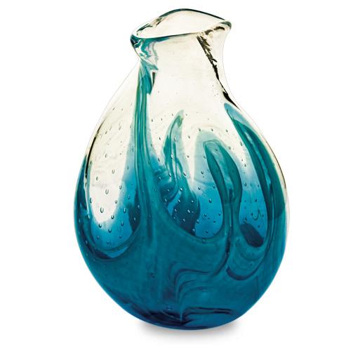 Rough Seas Miniature Double Swirl Vase Malta,Glass Vases Malta, Glass Vases, Mdina Glass