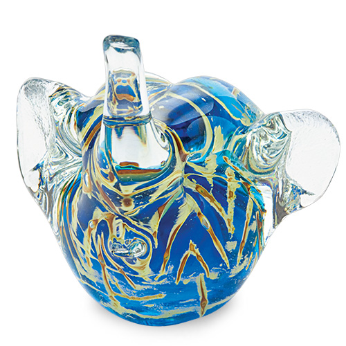 Elephant Head Malta,Glass Animals Malta, Glass Animals, Mdina Glass
