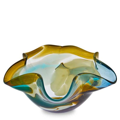 Vanilla Sky Miniature Star Bowl Malta,Glass Vanilla Sky Malta, Glass Vanilla Sky, Mdina Glass