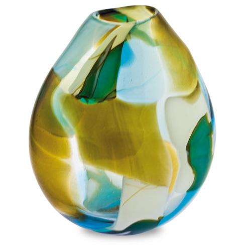 Vanilla Sky Medium Dimi Vase Malta,Glass Vanilla Sky Malta, Glass Vanilla Sky, Mdina Glass