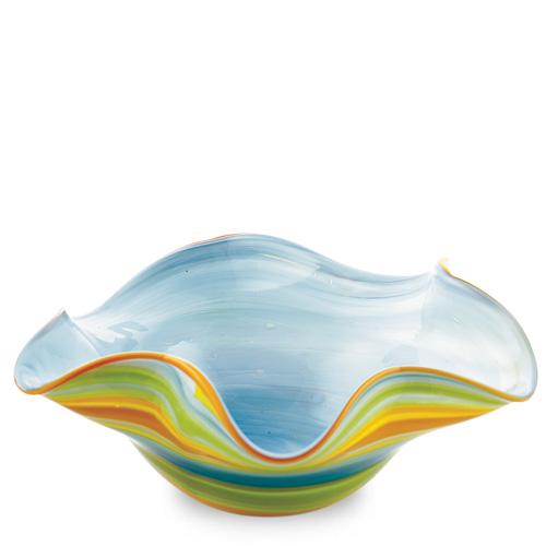 Vega Medium Star Bowl Malta,Glass Vega Malta, Glass Vega, Mdina Glass