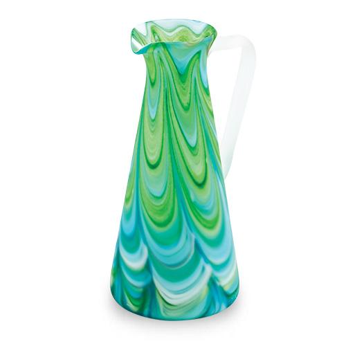Tri Jug Malta,Glass Jugs Malta, Glass Jugs, Mdina Glass