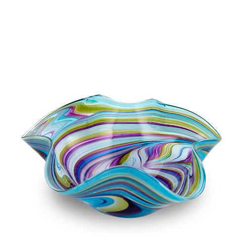 Lifestyle 'D' Large Star Bowl Malta,Glass Lifestyle 'B' Malta, Glass Lifestyle 'B', Mdina Glass
