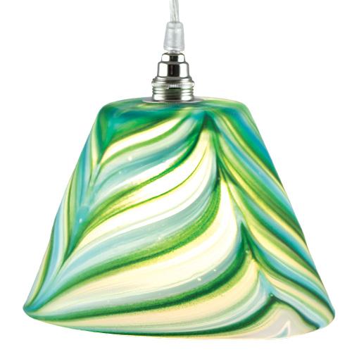 Hanging Pot Light No.3 Malta,Glass Lighting Malta, Glass Lighting, Mdina Glass