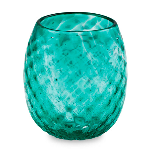 Barrel Tumbler Malta,Glass Textured Range Malta, Glass Textured Range, Mdina Glass