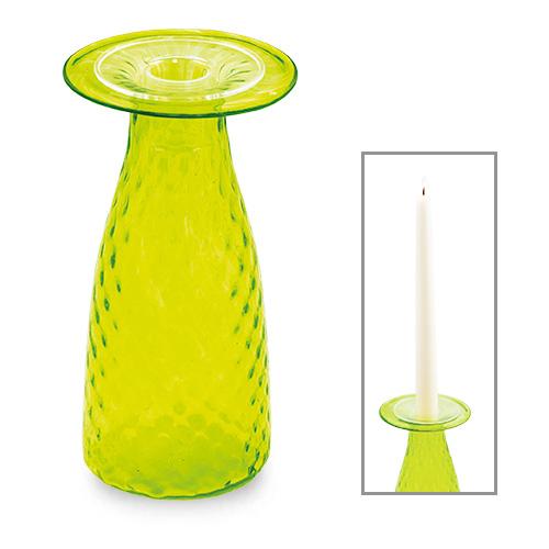 Bottle Candlestick Malta,Glass Candlesticks & Candelabras Malta, Glass Candlesticks & Candelabras, Mdina Glass
