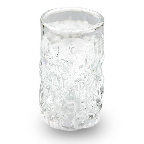 Tall Tumbler Malta,Glass Bark Range Malta, Glass Bark Range, Mdina Glass