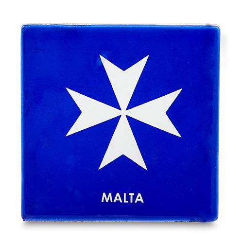 Maltese Cross Coaster Malta,Glass Maltese Cross Coasters Malta, Glass Maltese Cross Coasters, Mdina Glass