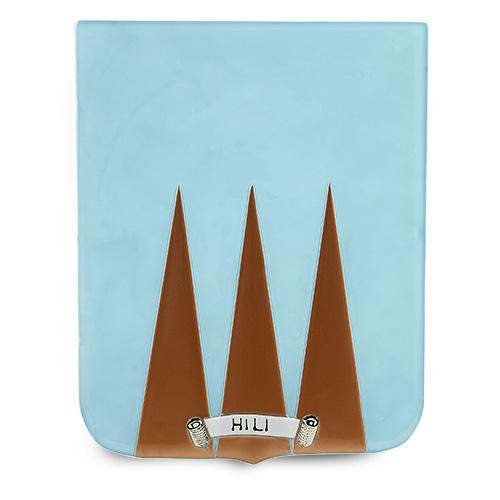 Family Crest: Hili Malta,Glass Family Crests Malta, Glass Family Crests, Mdina Glass