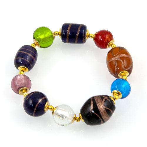 Glass Bead Bracelet Malta,Glass Bracelets Malta, Glass Bracelets, Mdina Glass