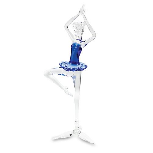 Medium Ballerina  Malta,Glass Figurines Malta, Glass Figurines, Mdina Glass