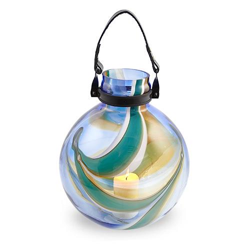 Large Legacy Round Lantern Malta,Glass Legacy Range Malta, Glass Legacy Range, Mdina Glass