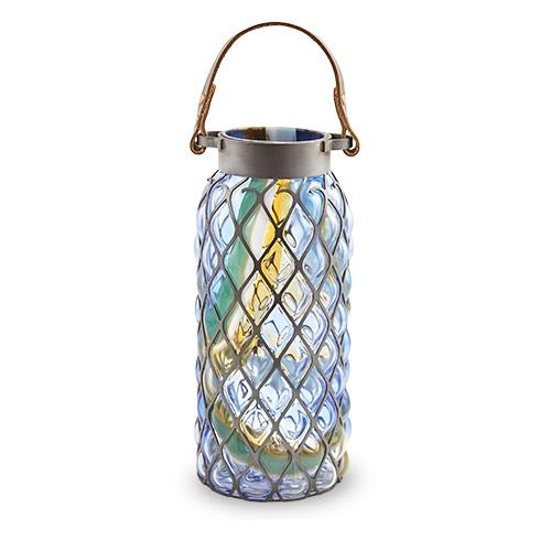 Small Legacy Lattice Lantern Malta,Glass Legacy Range Malta, Glass Legacy Range, Mdina Glass