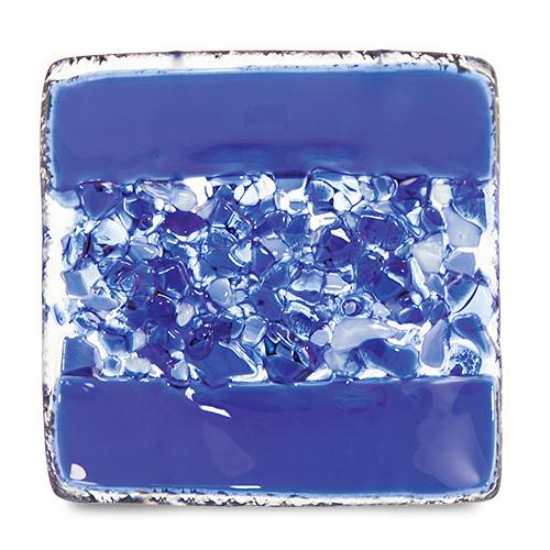 Blue With Mini Multi Square Dish Malta,Glass Plates, Dishes & Bowls Malta, Glass Plates, Dishes & Bowls, Mdina Glass